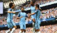Manchester City hat gegen West Ham United gewonnen
