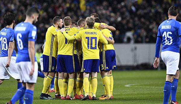 Italien Schweden Liveticker