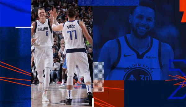 Die Dallas Mavericks schielen auf die Playoffs.